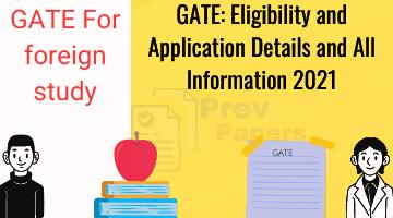Gate Examination